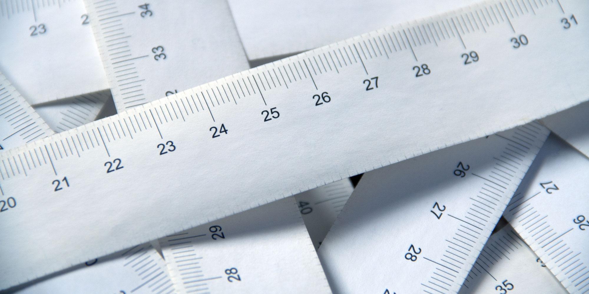 Measuring units